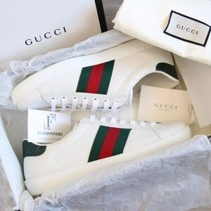 Other - Gucci ace sneakers